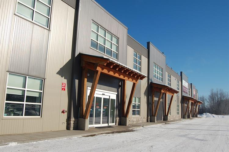 Vanderhoof Campus exterior4