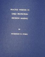 Practice Wisdom in Child Protection Decision Making cover