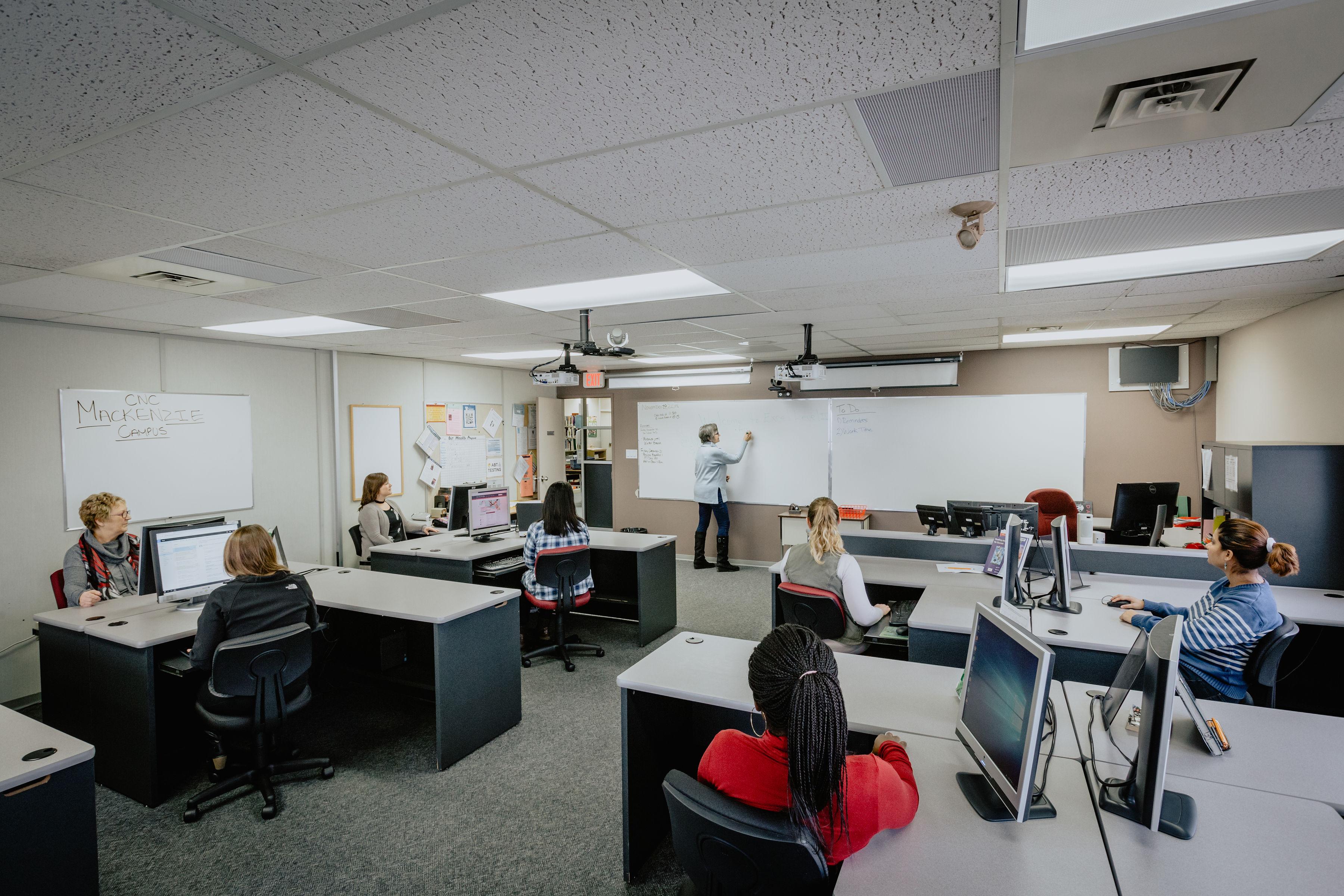 Mackenzie Classroom 2