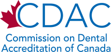 Commission on Dental Accreditation of Canada Logo