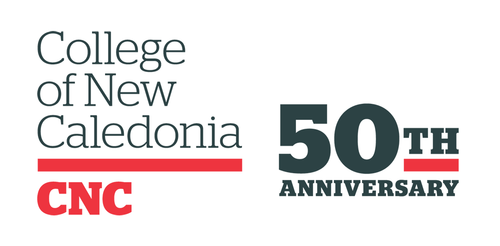 CNC's 50th Anniversary Logo
